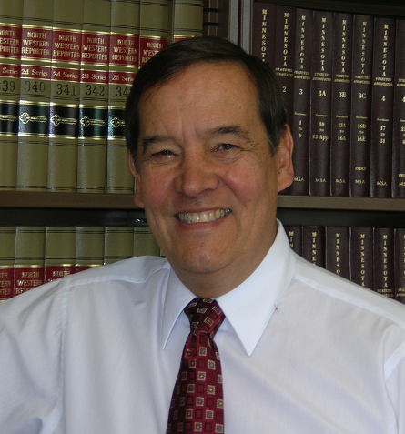 SMRLS Volunteer Attorney Mark Genereux Wins Second Judicial District Pro Bono Award
